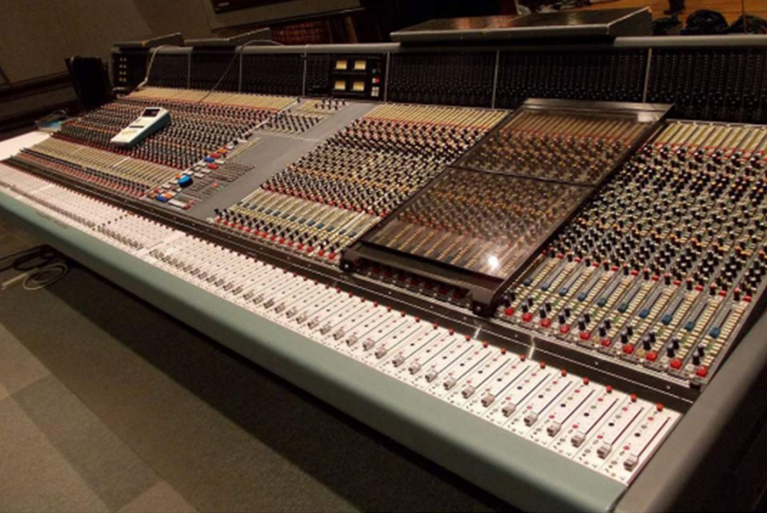 NEVE VR72 Full Console