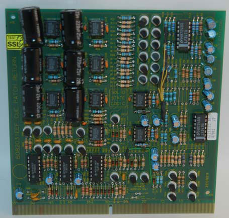 SSL Card 6082031EEF