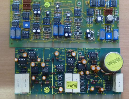 SSL AMPLIFIER CARDS