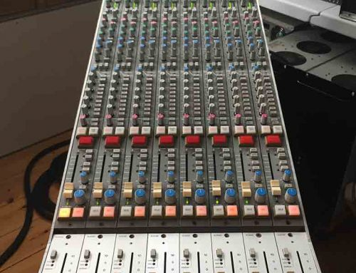 SSL 8 CHANNEL SIDECAR