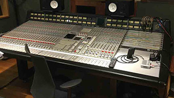 Full Consoles - fully refurbished SSL & NEVE Consoles