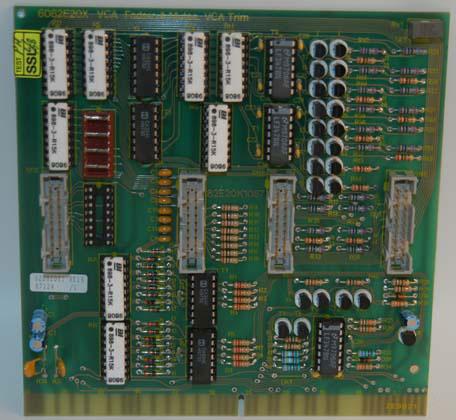 SSL Card 6082E20X