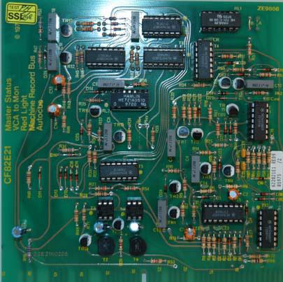 SSL Card CF82E21