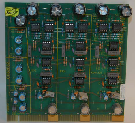 SSL Card CF82E32