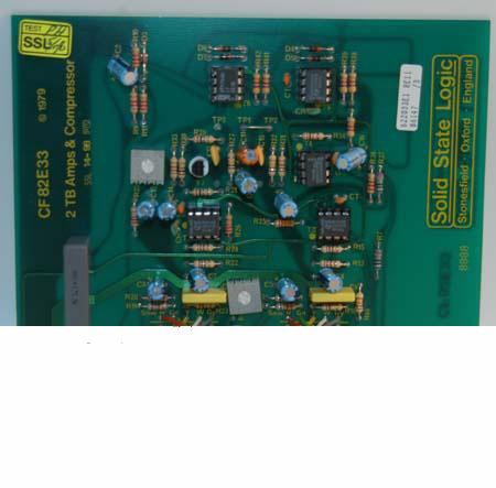 SSL Card CF82E33