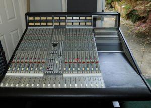 SSL4016 Mini Console