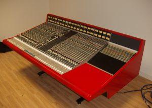SSL4000 RED TRIM