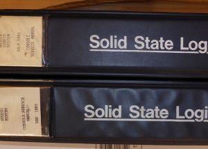 SSL4000E series manuals
