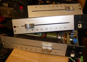 NEVE 5106 faders