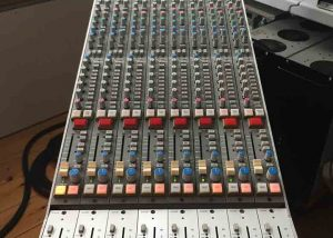 SSL8 channel with quad