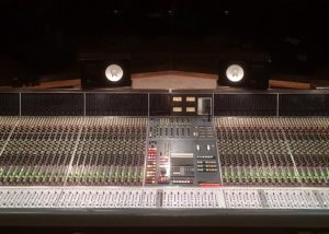 NEVE VR72 CHANNEL MIXING CONSOLE