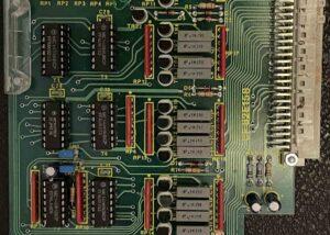 SL688V Group Logic Card
